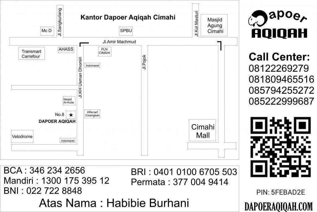 peta kantor cimahi