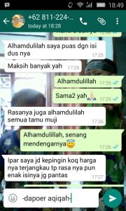 Testimoni 13 Februari