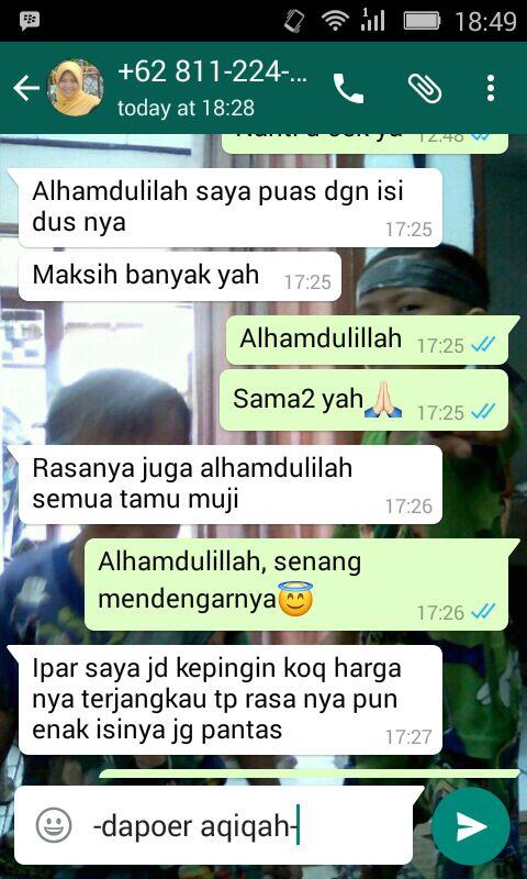 Akikah Online Bandung