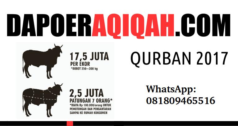 Sapi Qurban Bandung 2017